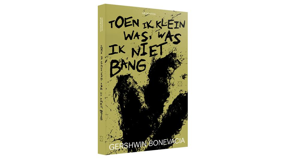 Nieuwe bundel Gershwin Bonevacia nu in de voorverkoop