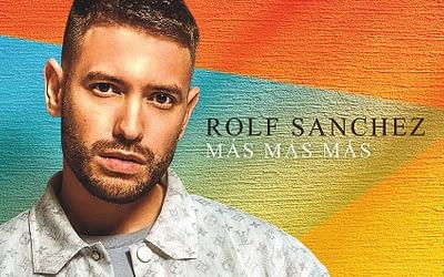 """Komend jaar """"Más Más Más"""" voor Rolf Sanchez"""